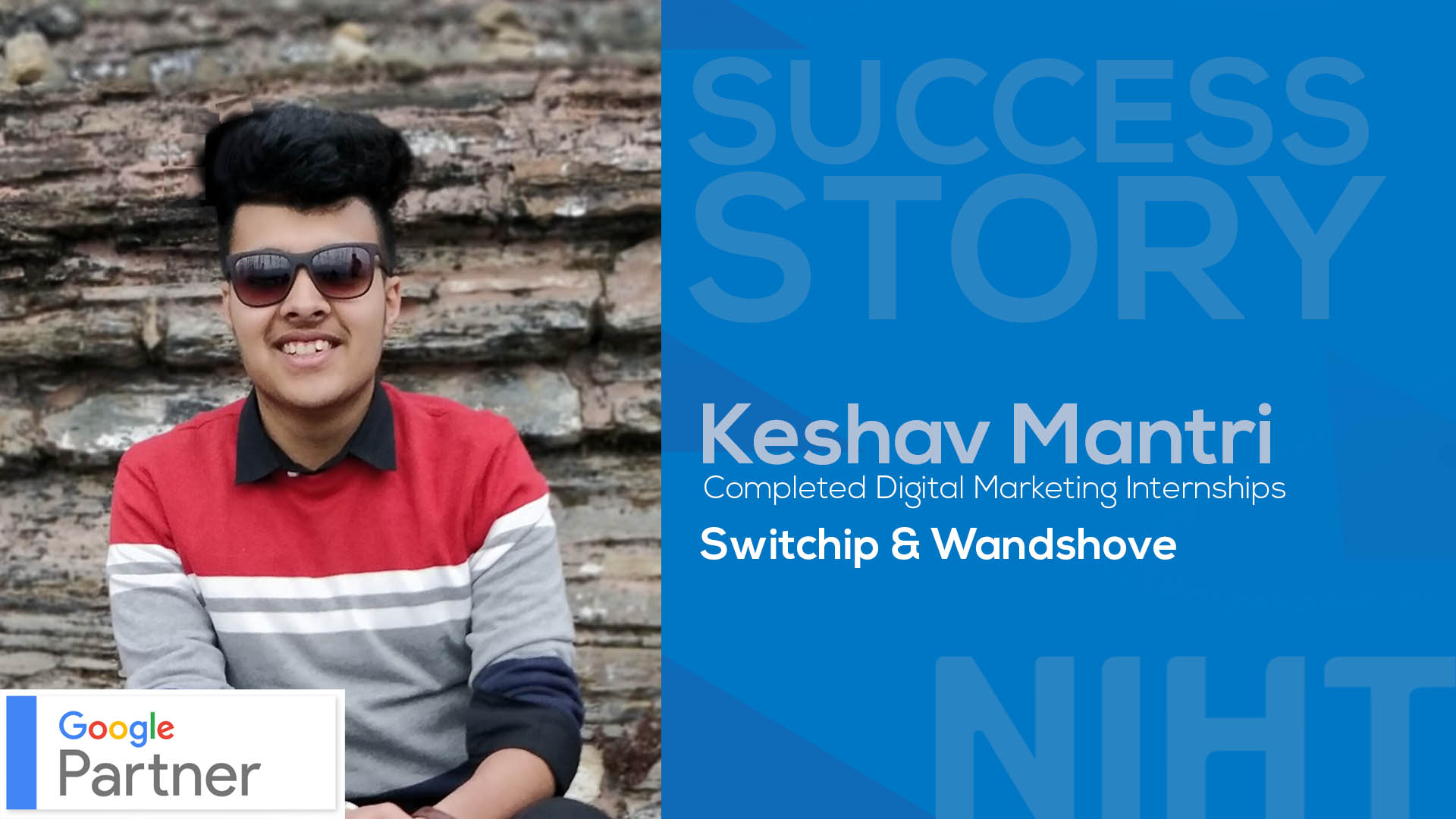 digital marketing student keshab